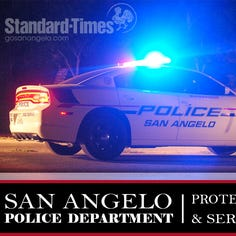 San Angelo Police in search of two hit-and-run suspects