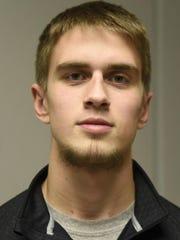 Cody Gustafson, Shippensburg boys basketball