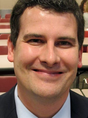 Joseph Penney will become the Fairfield Schools' director of  business operations May 1.