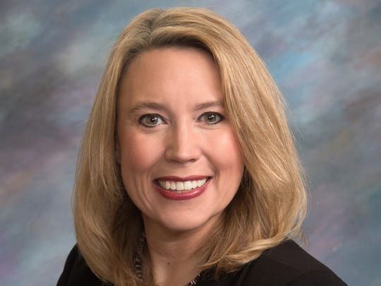 Sen. Deb Peters, R-Hartford