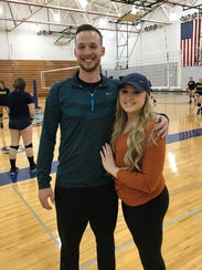 Ron and Shannon Pummill are teaming up to coach Schoolcraft's