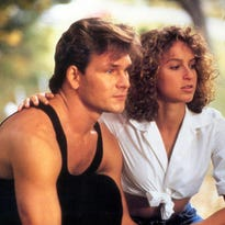 """Baby in a corner: A remake of the 1987 classic film """"Dirty Dancing"""" that was set to film in the Asheville Area is on hold indefinitely."""