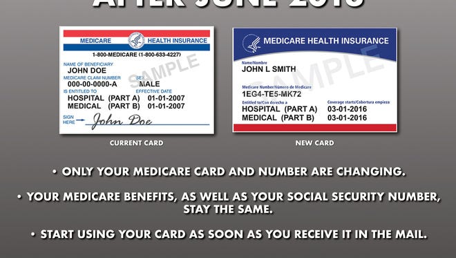 New Medicare cards are slated to arrive in Tennessee sometime after June, and the Tennessee Department of Commerce and Insurance is warning Medicare beneficiaries to be wary of scammers.