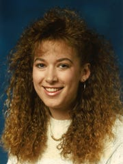Heather Pitts, now Heather Hallman, graduated from McKay High School in 1991. This photo was taken in 1989 when she was 16.