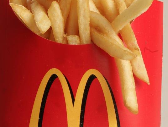 d fries fastfood