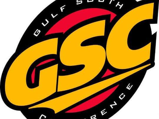 Gulf South Conference logo