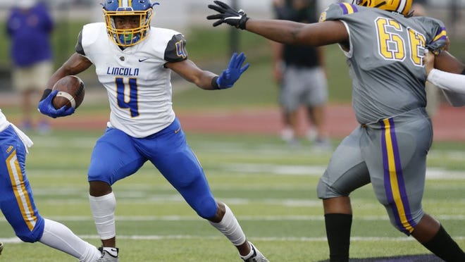 Ronald Blackman and Gahanna Lincoln will play host to New Albany on Friday, Sept. 11.