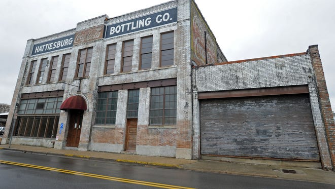 The Bottling Company at 126 Mobile St. soon will be an event venue operated by local restaurateur Ron Savell.