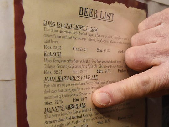 Manny Holl has been homebrewing for 27 years. In 2003,