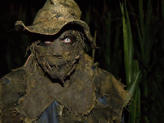Uno de los personajes de 'Fear Farm'.