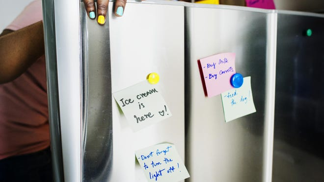 Are you always struggling to find a spot for the milk? Consider reconfiguring your fridge setup to eliminate minor daily hassles.