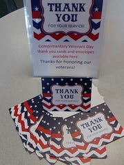 DigiCOPY is once again offering complimentary Veterans Day cards and envelopes to customers and community members.