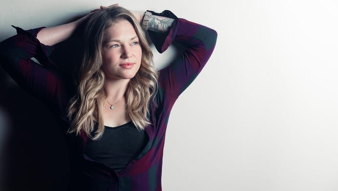 Crystal Bowersox performs Saturday at Richland Academy of the Arts.