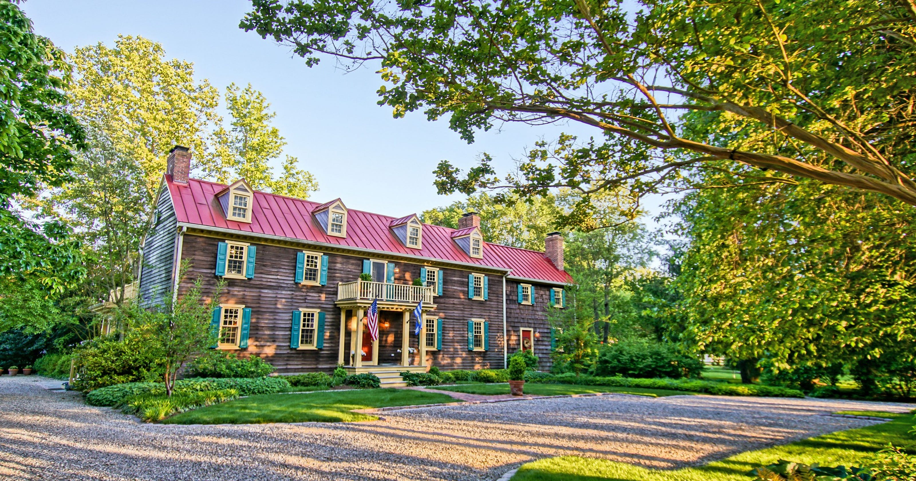 Peaceable estate in Lewes features historic depot-turned