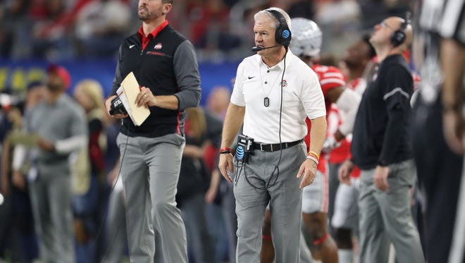The Tennessee Titans hired former Ohio State Buckeyes defensive backs coach Kerry Coombs as their secondary coach.