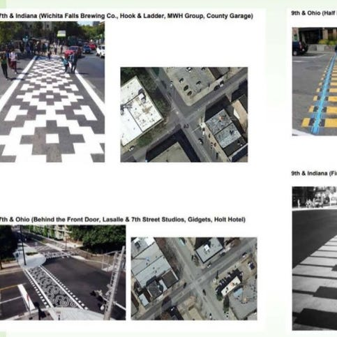 Council approves contract for downtown crosswalk art
