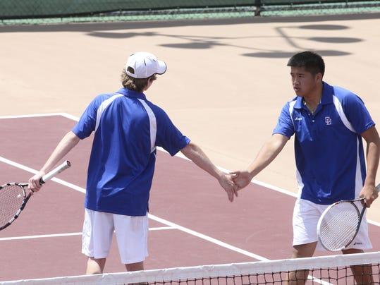 State tennis championships 5/2/14
