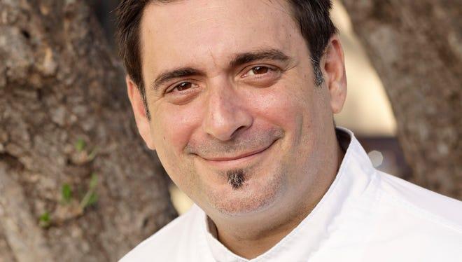 Chef Gio Osso of Virtu.