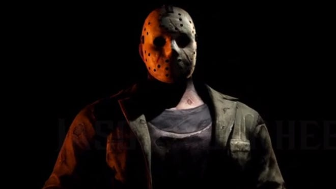 "Jason Voorhees of the ""Friday the 13th"" series"