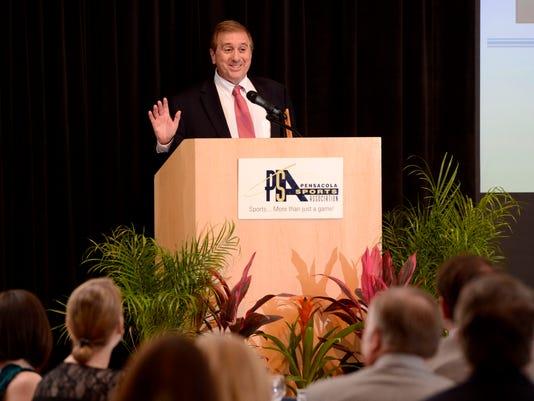 Pensacola Sports Association Awards Banquet
