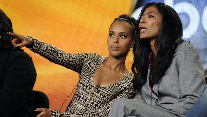 """The Hollywood Reporter"" says Judy Smith, the crisis expert who inspired Kerry Washington's ""Scandal' character, will be guiding Sony through the hacking aftermath."