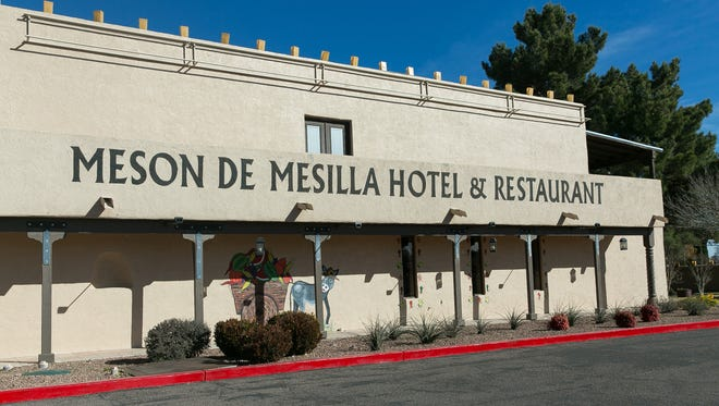 Mesilla trustees on Monday approved a zone change for Meson de Mesilla Hotel & Restaurant, from historical commercial to commercial.