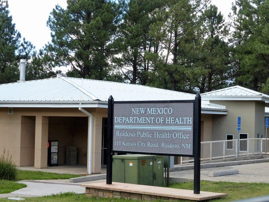 ruidoso pubic health office