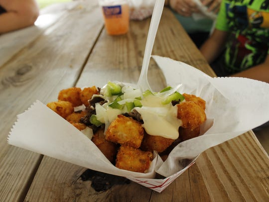 The Philly Tots were the most popular tater tots sold