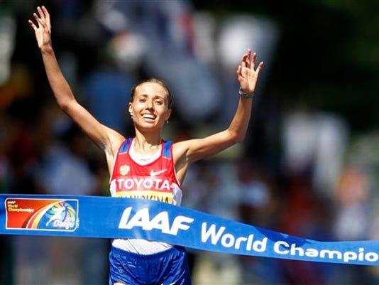 Athletics WADA IAAF Investigation