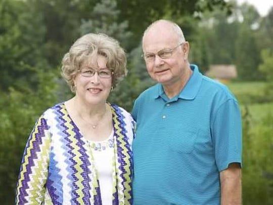 Nancy and Larry Zuelke