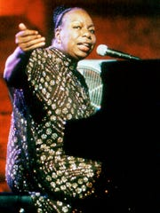Jazz/soul legend Nina Simone died in 2003.
