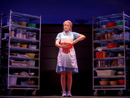 Desi Oakley stars as Jenna in the touring Broadway