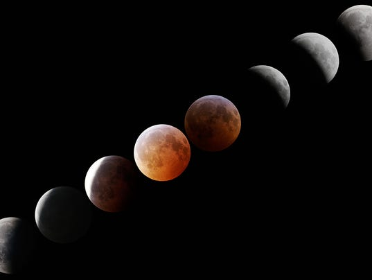 blood moon today in usa - photo #7