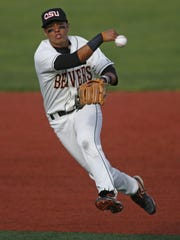 Wong was a standout second baseman/shortstop at Oregon State and helped the Beavers win the 2007 national championship.