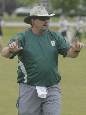 Wayne Green, who has 212 career victories, has spent 18 of his 32 seasons as a head coach at Berea.