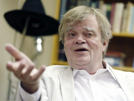 "Garrison Keillor, creator and host of ""A Prairie Home"