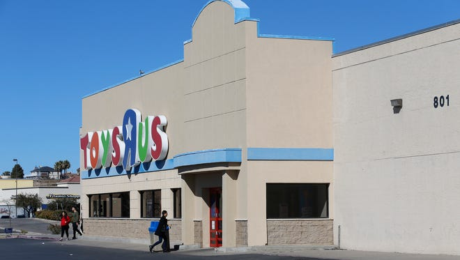 The Toys 'R' Us store at 801 S. Mesa Hills Drive in West El Paso announced it would remain open after the national toy-store chain was able to get a more favorable lease on the property, according to a company statement. However, recent court papers have it's future in question.