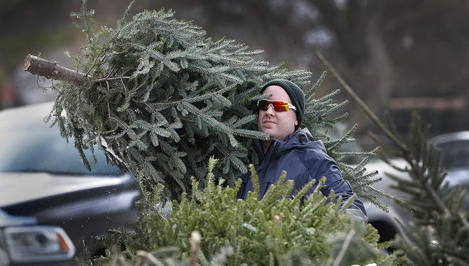 The Indianapolis Department of Public Works and Indy Parks have teamed up to offer residents several drop-off sites throughout the city to dispose of their live Christmas trees. You can drop off your tree from Tuesday, December 26th to January 31st, 2018 at the following sites: Broad Ripple Park, Ellenberger Park, Garfield Park, Gustafson Park, Kranner Park, Perry Park, Riverside Park and Sahm Park.