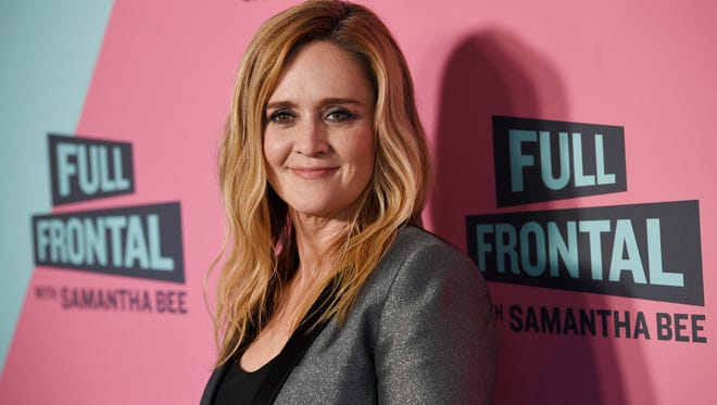 """Samantha Bee, host of """"Full Frontal with Samantha Bee,"""" on May 24, 2018, in Beverly Hills, California."""
