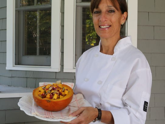 Renee Cohen, an Instructor and Chef with her business