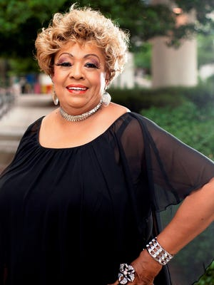"Vocalist Linda Cole joins the Space Coast Symphony Jazz Orchestra for ""A Tribute to Ella Fitzgerald"" on Saturday, Aug. 26, at Holy Trinity Episcopal Academy's Scott Center."