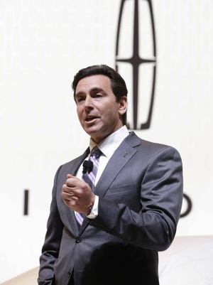 Mark Fields, President and CEO of the Ford Motor Company