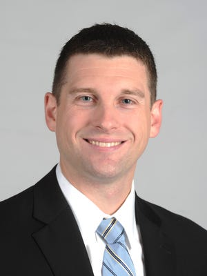 Matthew Stuart, class of 2016 40 under 40 honoree.