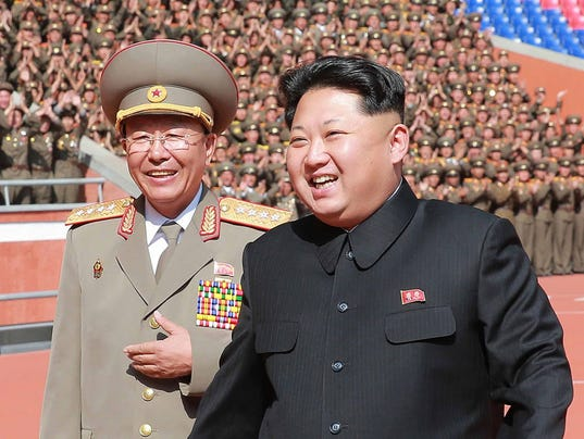 North Korean Kim Jong-un