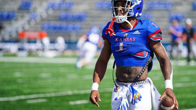 Kansas football junior running back Pooka Williams announced Sunday his decision to enter next spring's NFL Draft, effectively ending his collegiate career. Williams opted out of this season after four games.