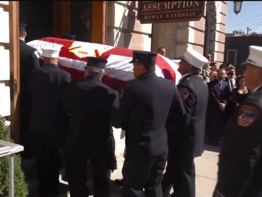 Michael O'Hanlon funeral