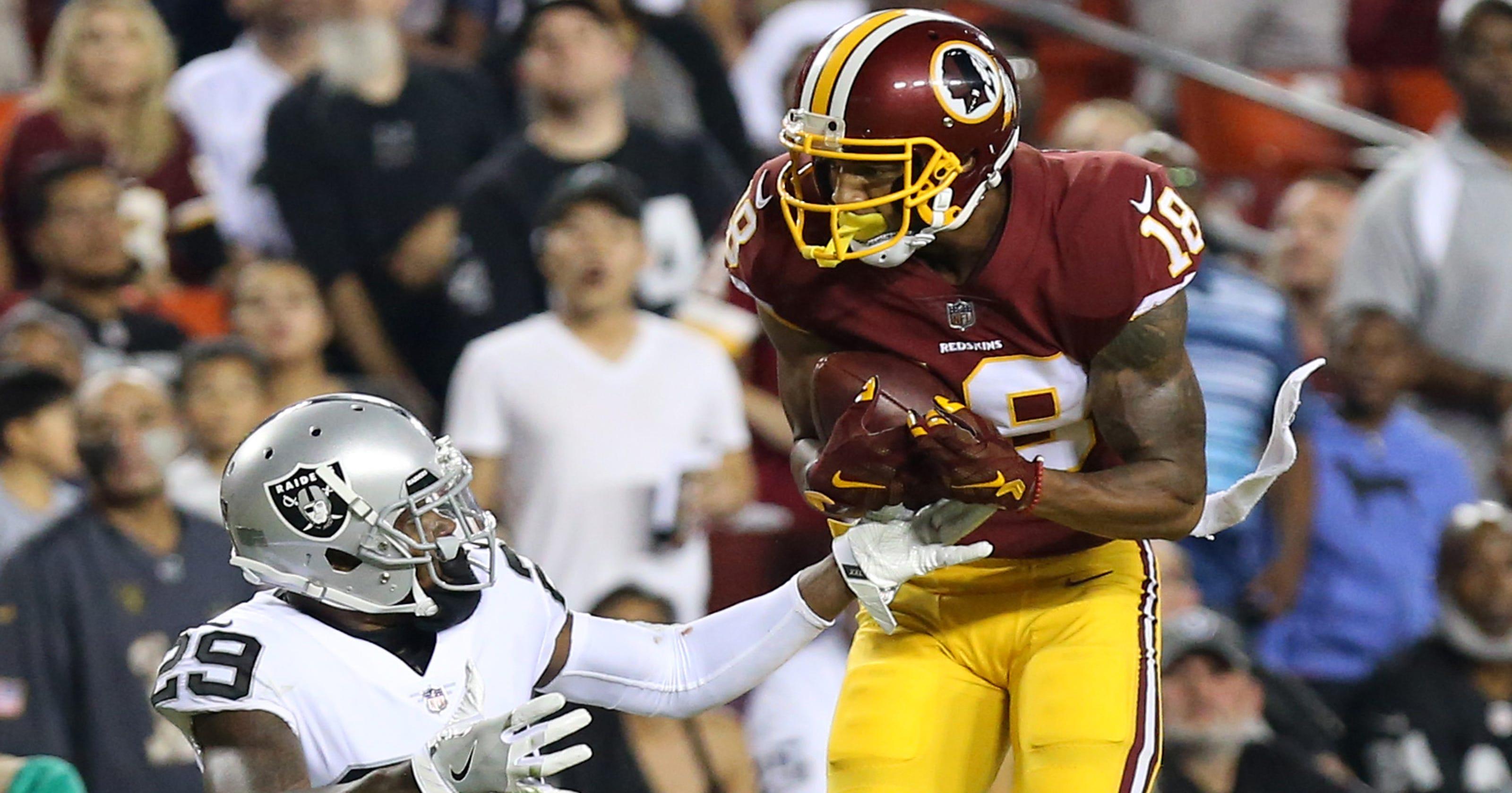 Washington Redskins shut down Derek Carr b08addc0a