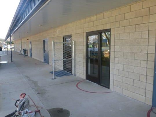 Winter Break Brings Campus Renovations