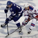 USP NHL: STANLEY CUP PLAYOFFS-NEW YORK RANGERS AT S HKN USA FL