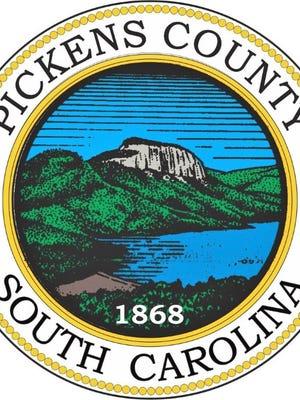 pickens county sc logo